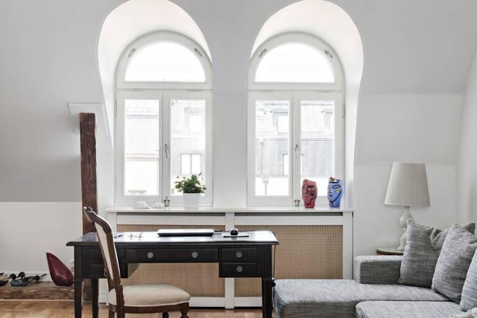 Bild: 3 rum bostadsrätt på Karlbergsvägen 11, 5 tr, Stockholms kommun Vasastan