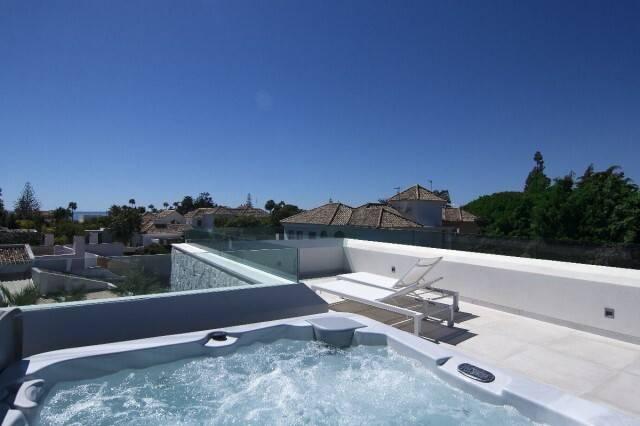 Bild: 5 rum villa på Villa i Guadalmina Baja, Málaga, Spanien Guadalmina Baja