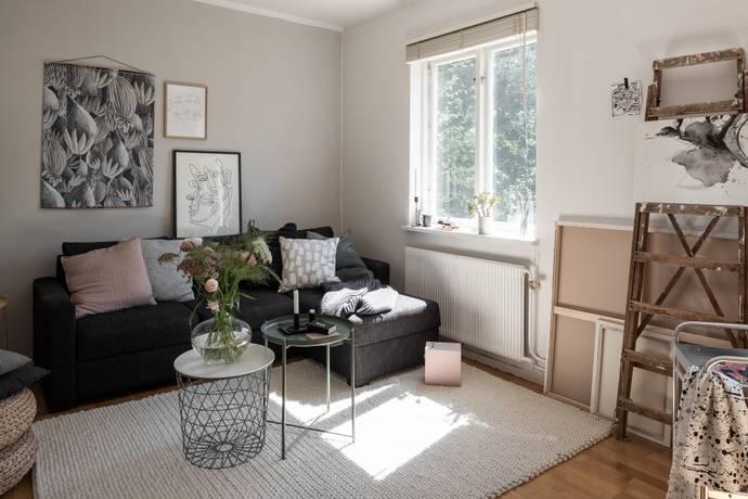 Bild: 1 rum bostadsrätt på Lm Ericssons väg 19, Stockholms kommun Telefonplan - Midsommarkransen