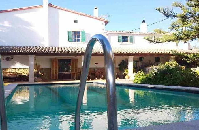 Bild: 8 rum villa på A13 villa i Son Sardinia Palma, Spanien MALLORCA Palma