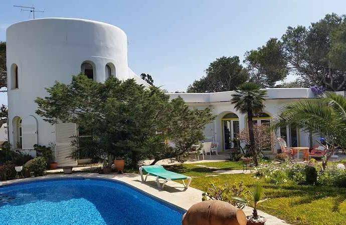 Bild: 5 rum villa på A997 villa m havsutsikt i cala dor, Spanien MALLORCA