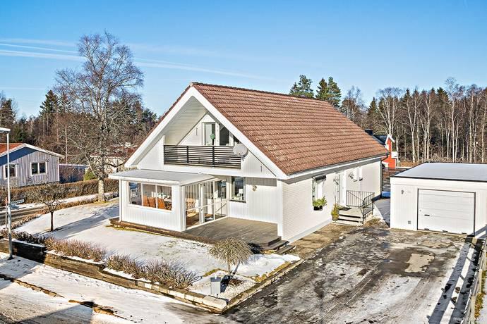Bild: 7 rum villa på Renstigen 1, Nässjö kommun Målen