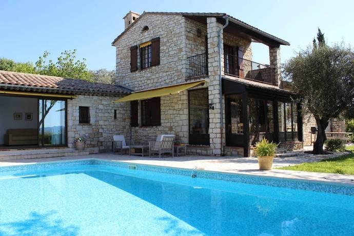 Bild: 6 rum villa på Montauroux, Frankrike Franska Rivieran