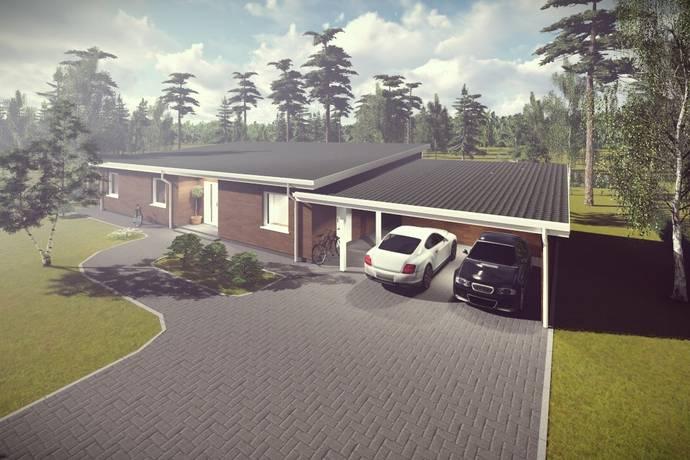Bild: 5 rum villa på Pionvägen 4, Grums kommun Gamla Slottsbron
