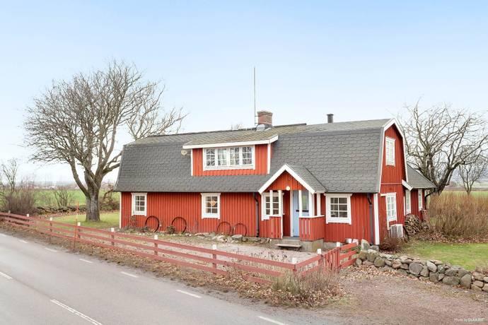 Bild: 4 rum villa på Vejbystrandsvägen 200, Ängelholms kommun Vejby