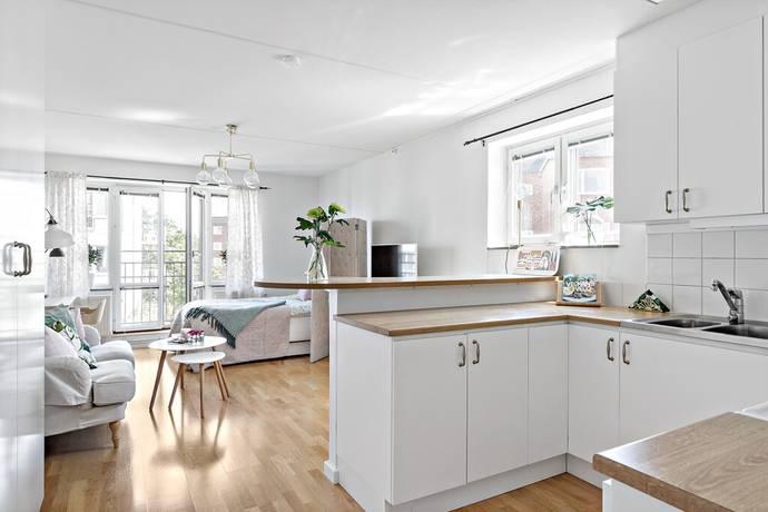 Bild: 1 rum bostadsrätt på S:t Johannesgatan 36C, Uppsala kommun Kungsgärdet