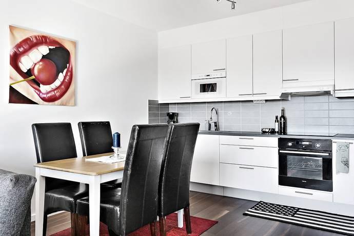 Bild: 2 rum bostadsrätt på Björkrisvägen 22, Kungsbacka kommun Kungsbacka - Björkris