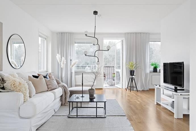 Bild: 3 rum bostadsrätt på Lövholmsvägen 74, Stockholms kommun Gröndal