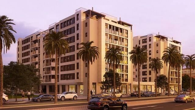 Bild: 4 rum bostadsrätt på Lägenhet i Málaga, Málaga, Spanien Parque del Oeste