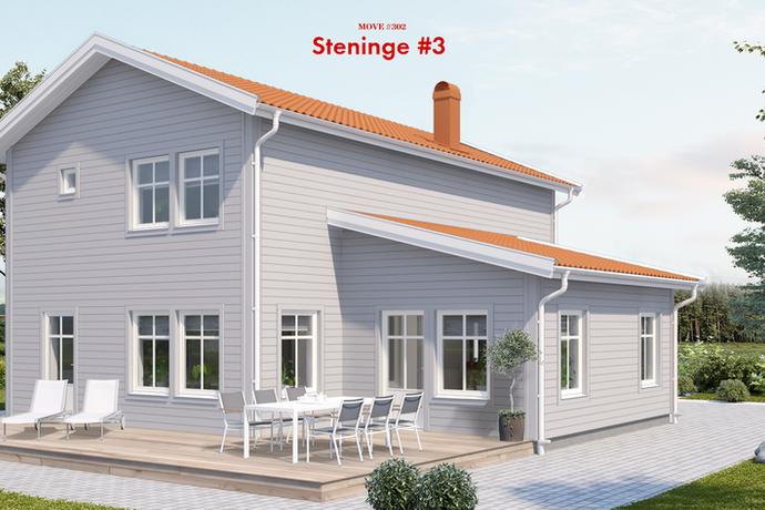 Bild: 6 rum villa på Steninge Slottsby Tun 6 - Steninge #3, Sigtuna kommun