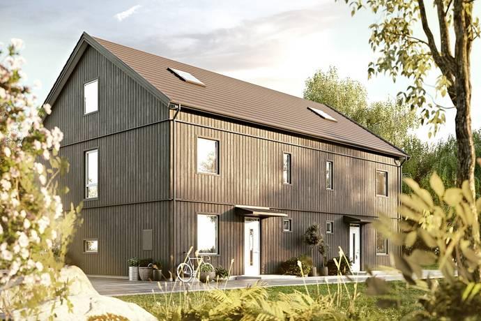 Bild: 6 rum radhus på Svinningevägen 88 (Kommer att bli ny adress), Österåkers kommun Svinninge