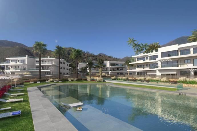 Bild: 3 rum bostadsrätt på Benahavis - Costa del Sol, Spanien Benahavís