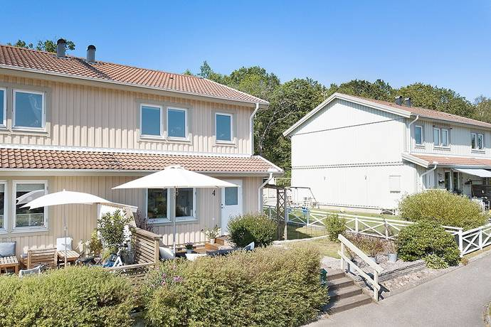 Bild: 4 rum radhus på Septembervägen 4, Uddevalla kommun Kurveröd
