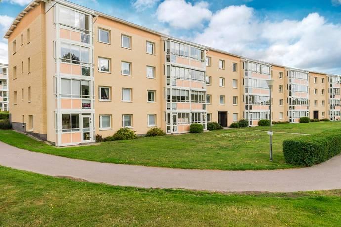 Bild: 1 rum bostadsrätt på Runebergsgatan 64, Nyköpings kommun Isaksdal