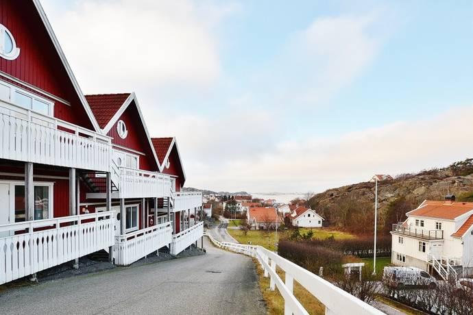 Bild: 1 rum bostadsrätt på Kyrkvägen 22, Tjörns kommun Rönnäng