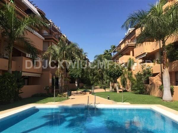 Bild: 4 rum bostadsrätt på El Rosario, Marbella, Costa del Sol, Spanien El Rosario, Marbella, Costa del Sol