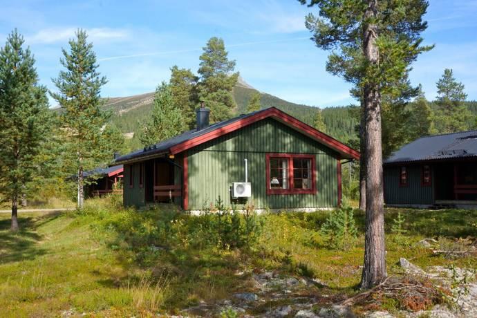 Bild: bostadsrätt på 1/4,1/6,1/12 andel i hus i Lofsens Fjällby, Härjedalens kommun Lofsdalen vid liftarna