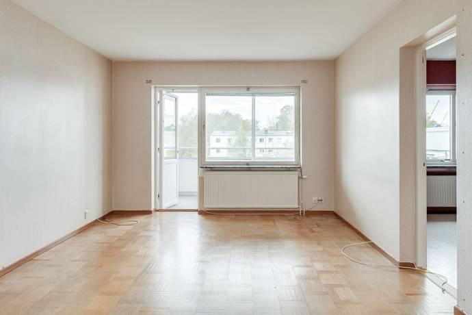 Bild: 3 rum bostadsrätt på Liedbergsgatan 47, Växjö kommun Centrum