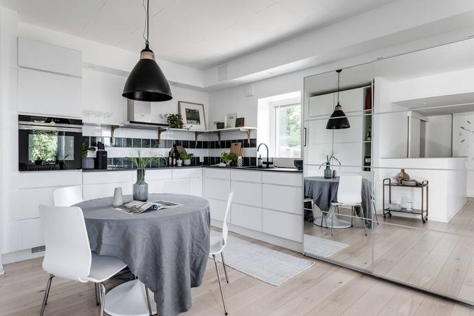 Bild: 2,5 rum bostadsrätt på Olof Rudbecksgatan 13C, Göteborgs kommun Johanneberg