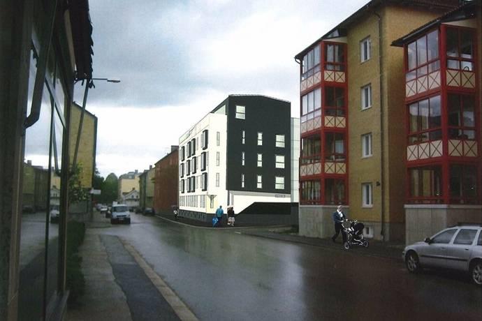 Bild: bostadsrätt på Bergagatan 11, Ljungby kommun Ljungby