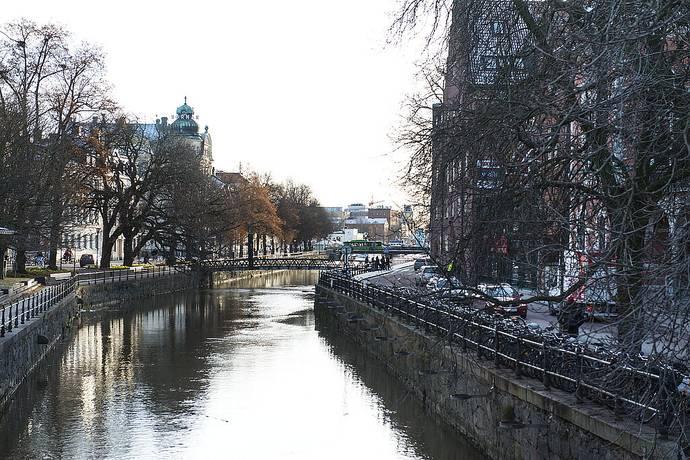 Bild: 2 rum bostadsrätt på Gimogatan 4B, 1 tr, Uppsala kommun Luthagen