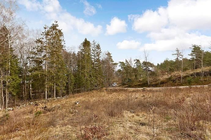 Bild: tomt på Berga Skog 40a, Tjörns kommun Berga