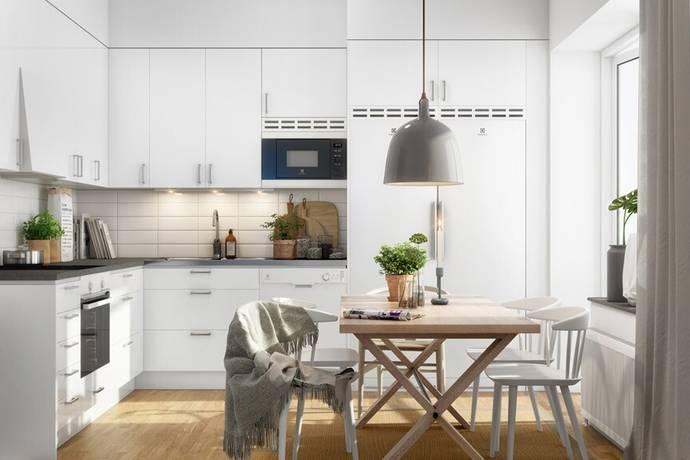 Bild: 2 rum bostadsrätt på Evenemangsgatan 40, Solna kommun Arenastaden