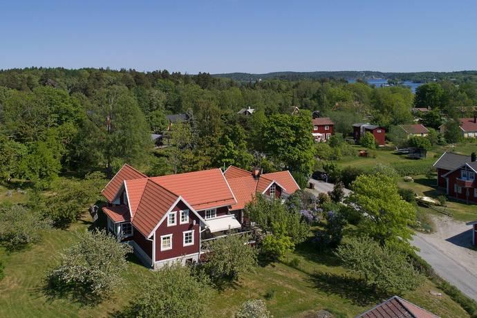 Bild: 7 rum villa på Skarpövägen 59, Vaxholms kommun Skarpö