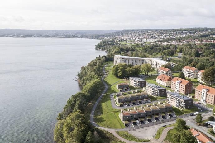 Bild: 5 rum radhus på Vilhelmsrogatan 12, Jönköpings kommun Strandängen