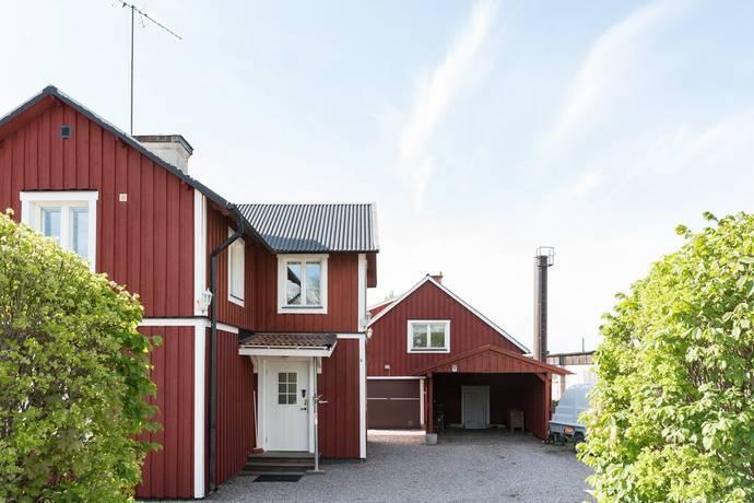 Bild: 3 rum villa på Nya Uppsalavägen 22, Heby kommun Morgongåva