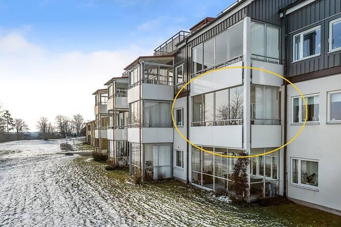 Bild: 3 rum bostadsrätt på Högalidsgatan 8, Värnamo kommun Nya Högåkra