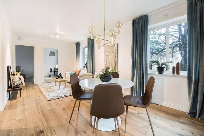 Bild: 5 rum bostadsrätt på Norra Slottsgatan 15A, Gävle kommun Centralt