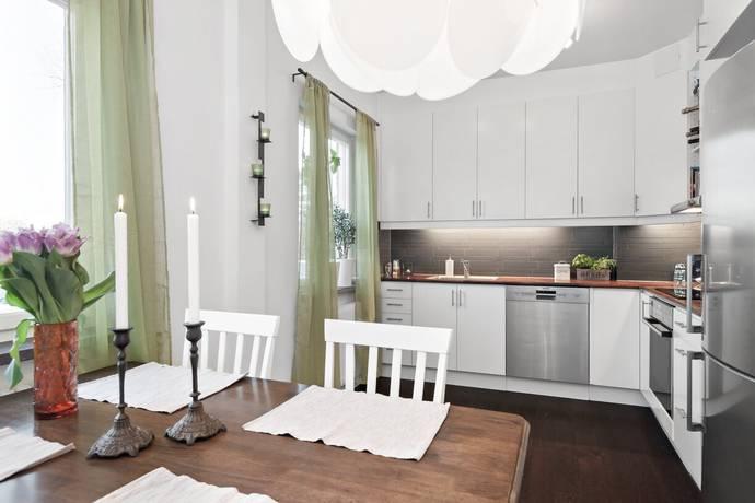 Bild: 3 rum bostadsrätt på Vintervägen 4B, Nacka kommun Björknäs
