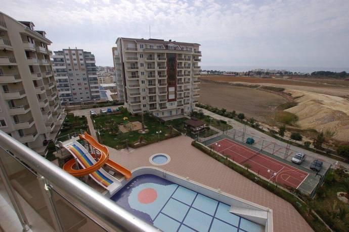 Bild: 2 rum bostadsrätt på Avsallar Orion 4 Garden B 24, Turkiet Avsallar