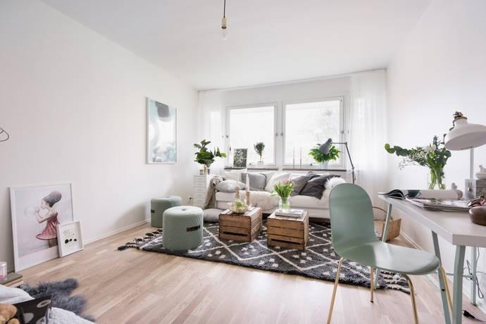Bild: 1 rum bostadsrätt på Vaktmästaregången 8, Göteborgs kommun Masthugget