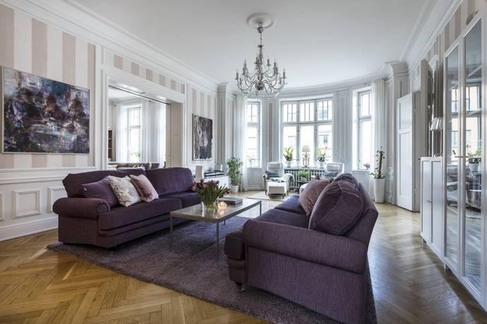 Bild: 5 rum bostadsrätt på Hornsgatan 75, 3 tr, Stockholms kommun Södermalm Högalid