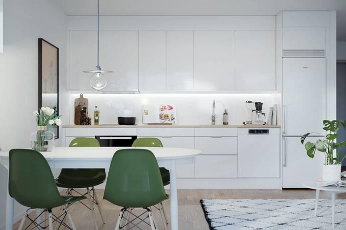 Bild: 3 rum bostadsrätt på Galoppvägen, Täby kommun