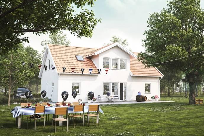 Bild: villa på Revavägen 39, Höganäs kommun Jonstorp