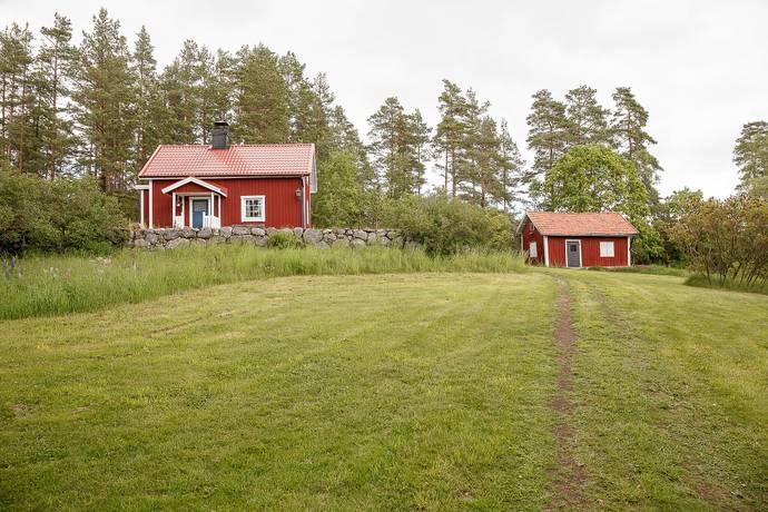 Bild: 4 rum fritidshus på Boda 1, Västerviks kommun Överum