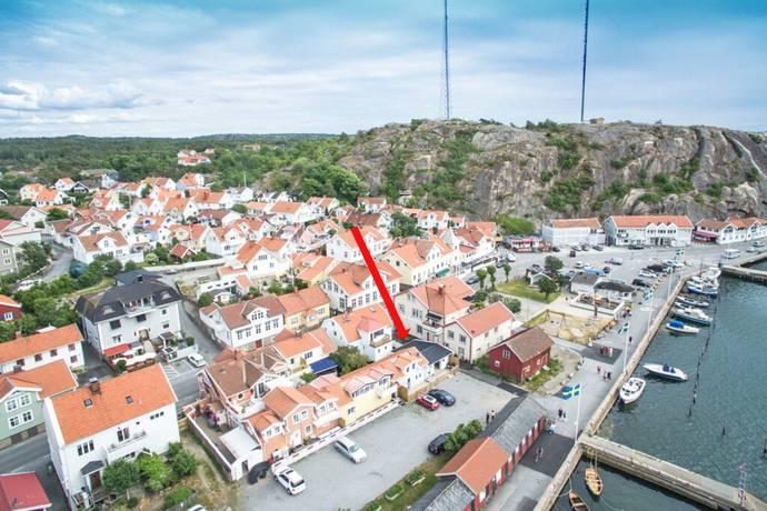 Bild: 4 rum bostadsrätt på Nedre Långgatan 43 B, Tanums kommun Grebbestad
