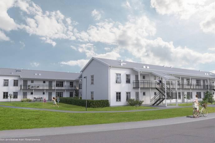 Bild från Hallstahammar - Kom hem till Brf Niten - nyproducerade lägenheter i Hallstahammar.