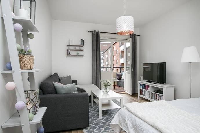 Bild: 1 rum bostadsrätt på Bromsgatan 2B, Örebro kommun Centralt Norr