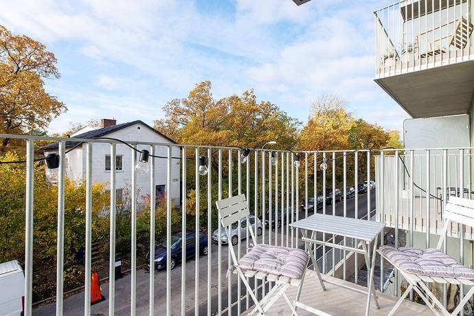 Bild: 1 rum bostadsrätt på Snörmakarvägen 35D, Stockholms kommun Åkeshov