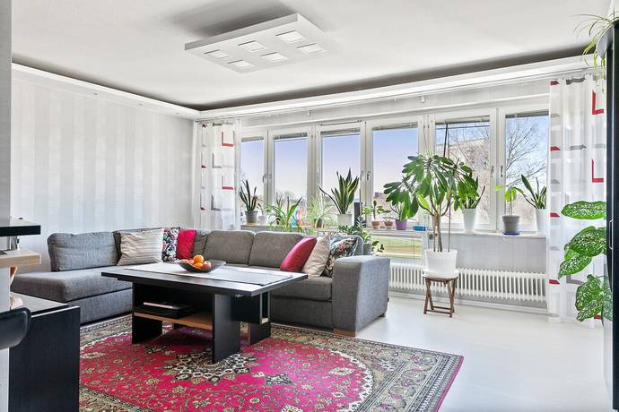 Bild: 5 rum bostadsrätt på Skillingsgatan 47, Borås kommun Hulta