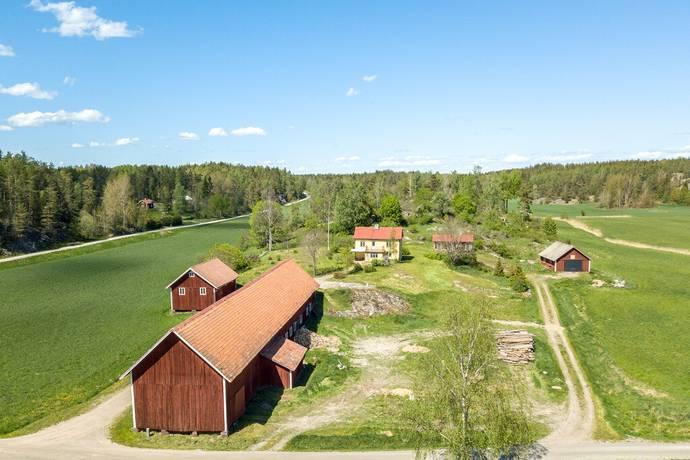 Bild: 4 rum villa på Kullen 1, Valdemarsviks kommun Långrådna