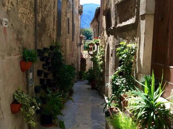 Bild: 3 rum radhus på Castglione da Casauria, Italien Abruzzo