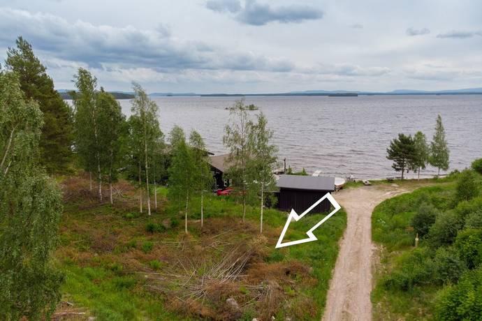 Bild: tomt på Bjuråker, Hudiksvalls kommun Bjuråker