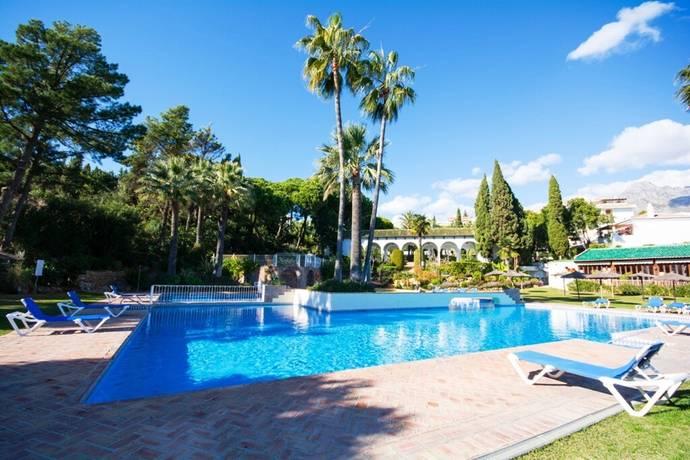 Bild: 3 rum bostadsrätt på Rymlig lägenhet med i charmigt område, Spanien Marbella - The Golden Mile