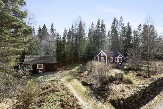 Bild: 3 rum fritidshus på Östra bollasjö 352, Karlskrona kommun HOLMSJÖ