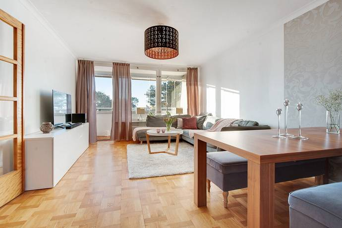 Bild: 4 rum bostadsrätt på Stamgatan 74,3 tr, Stockholms kommun Gamla Östberga